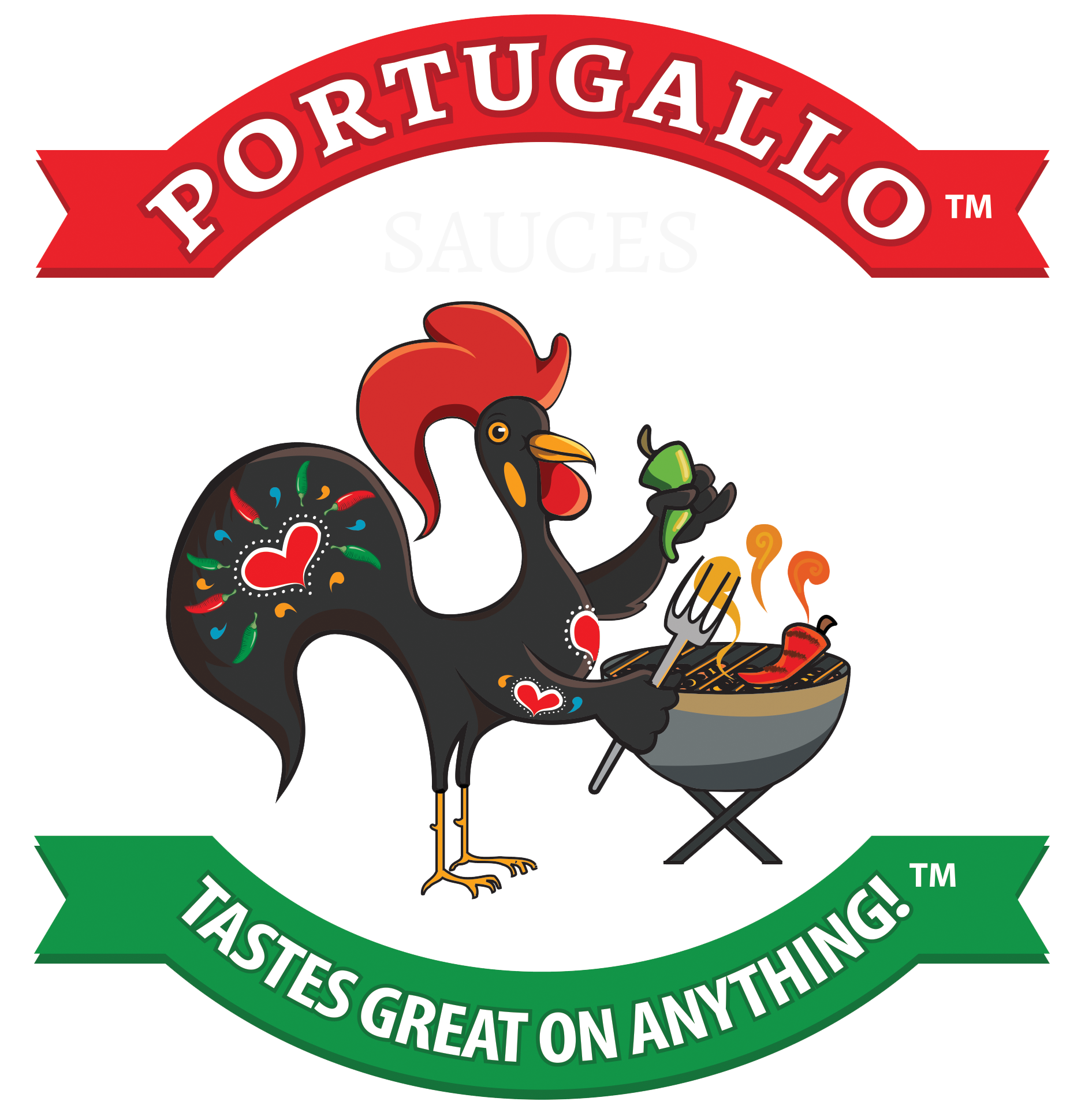 Portugallo Sauces Logo